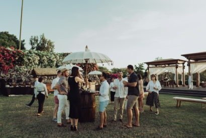 Bali resort wedding package