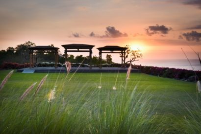 Clifftop Bali wedding packages